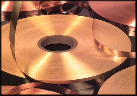 Metal Coils   Copper Coils   Brass Coils   Bronze Coils