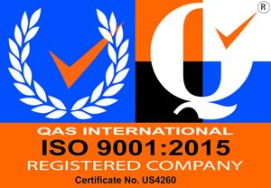 ISO Registered Trademark Logo