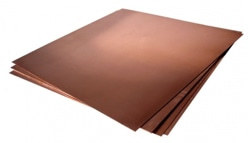 Metal Associates copper products